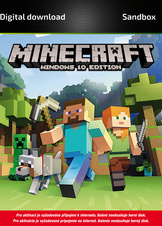 Minecraft Windows 10 Edition (PC Microsoft)