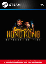 Shadowrun: Hong Kong - Extended Edition (PC Steam)