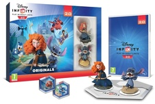 Disney Infinity 2.0: Disney Originals Toy Box Combo Pack (WiiU)