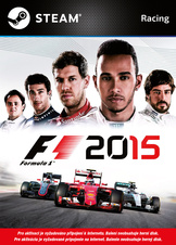 F1 2015 (PC Steam)