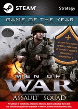 Men of War: Assault Squad GOTY (PC Steam)