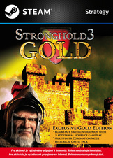 Stronghold 3 Gold (PC Steam)