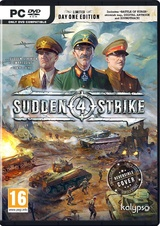 Sudden Strike 4 Limited Day One Edition (PC)