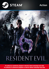 Resident Evil 6 (PC Steam)