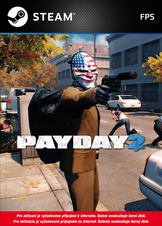 Payday 2 (PC Steam)