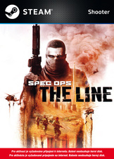 Spec Ops: The Line (PC Steam)