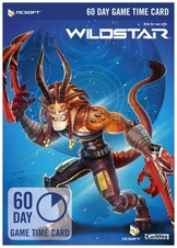 WildStar 60 Day Game Time Card (PC)
