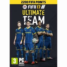 FIFA 17 2200 FUT Points (PC)