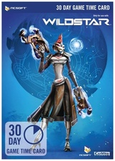 WildStar 30 Day Game Time Card (PC)
