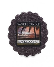 Yankee Candle Vosk do aromalampy Black Coconut 22 g