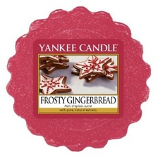 Yankee Candle Vosk do aromalampy Frosty Gingerbread 22 g