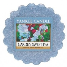 Yankee Candle Vosk do aromalampy Garden Sweet Pea 22 g