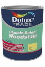 Dulux - Classic Select Woodstain - Clear 4,5l
