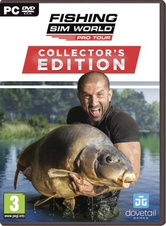Fishing Sim World 2020 Pro Tour Collector's Edition (PC)