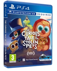 The Curious tale of the Stolen Pets VR (PS4)