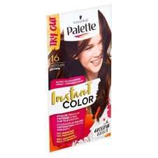 Schwarzkopf Palette Instant Color barva na vlasy, Chocolate brown - 16