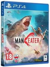 Maneater D1 Edition (PS4)