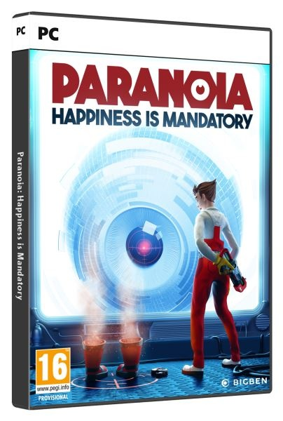 Paranoia: Happiness is Mandatory (PC)