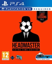 Headmaster Extra Time Edition VR (PS4)