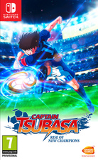 Captain Tsubasa - Rise of new Champions (Switch)