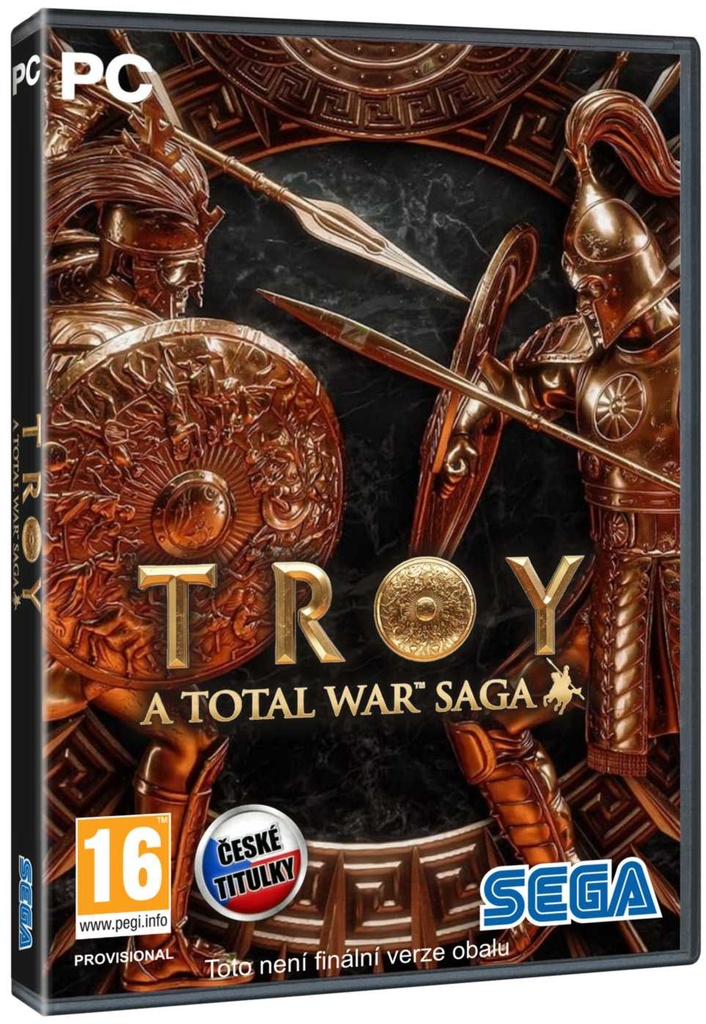 Total War Saga: Troy (PC)