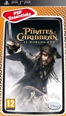 Pirates of the Caribbean At Worlds End (PSP)