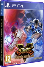 Street Fighter V: Champion Edition (PS4)