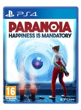 Paranoia: Happiness is Mandatory (PS4)
