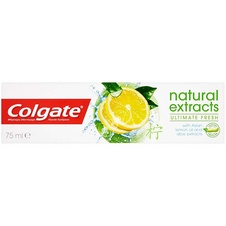 Colgate zubní pasta natural extracts ultimate fresh lemon 75 ml