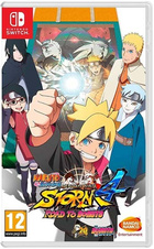 Naruto Shippuden Ultimate Ninja Storm 4: Road To Boruto (Switch)