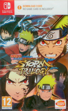 Naruto Shippuden: Ultimate Ninja Storm Trilogy (Switch)