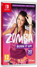 Zumba Burn it Up! (Switch)