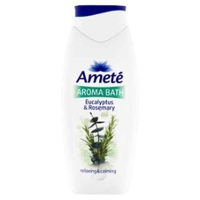 Ameté Eucalyptus & Rosemary pěna do koupele 500 ml