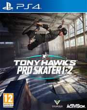 Tony Hawk´s Pro Skater 1+2 (PS4)