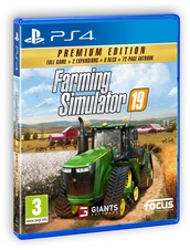 Farming Simulator 19: Premium Edition (PS4)