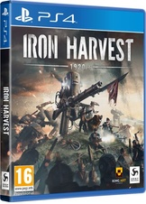 Iron Harvest 1920+ D1 Edition (PS4)