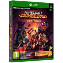 Minecraft Dungeons Hero Edition (XOne/XSX)