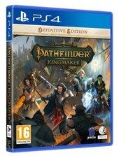 Pathfinder: Kingmaker - Definitive Edition (PS4)