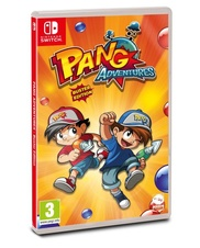 Pang Adventures (Switch)