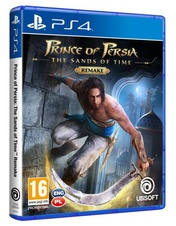 Prince of Persia The Sands of Time Remake (PS4)