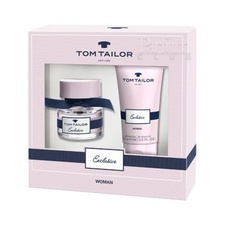 Tom Tailor Exclusive Woman EdT 30 ml + Sprchový gel 150 ml (dárková sada)
