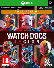 Watch Dogs Legion Gold (XOne/XSX)