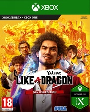 Yakuza: Like A Dragon - Day Ichi Edition (XOne/XSX)