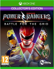 Power Rangers: Battle For The Grid - Collector's Edition (XOne)