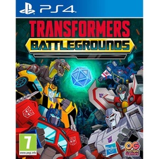 Transformers Battlegrounds (PS4)
