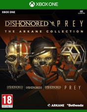 Dishonored & Prey: The Arkane Collection (XOne/XSX)