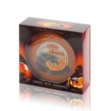 Bartek Svíčka disk Chocolate/Orange 490 g