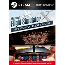 Flight Simulator X Steam Edition (PC Steam)