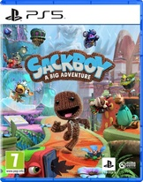 Sony Sackboy: A Big Adventure (PS5)
