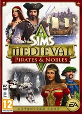 The Sims: Medieval - Pirates & Nobles (PC)